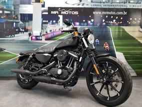 Harley Davidson Xl 883n Iron 2017/2017