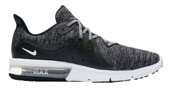 Tenis Masculino Nike Air Max Sequent 3 921694 011promoção