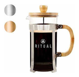 Ritual French Coffee Press Nueva Versión