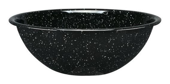 Set De Bowl Multiusos Grande De Peltre, 6 Piezas Negro