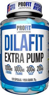 Vasodilatador Dilafit Extra Pump 120 Capsulas - Profit