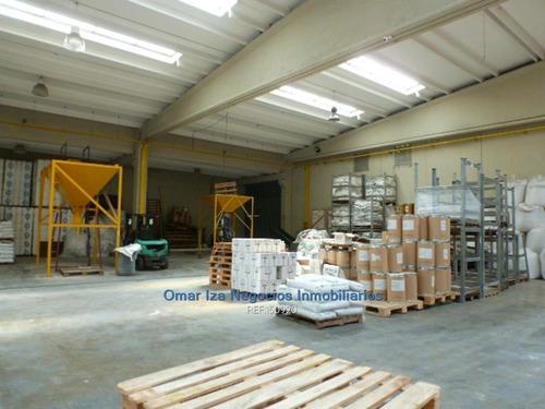 Iza. Alquiler Y Venta Local Industrial Deposito Logistica