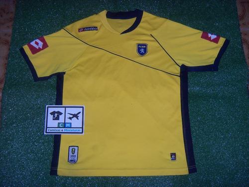 Camisa F. C. Sochaux 2011-2012 Lotto Home Importada