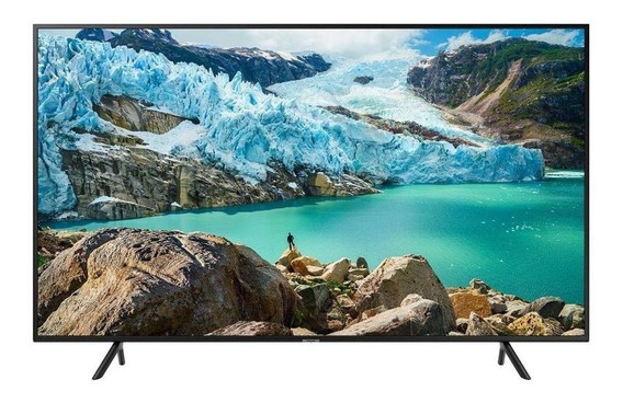 "Smart TV Samsung 4K 55"" UN55RU7100GXZD"
