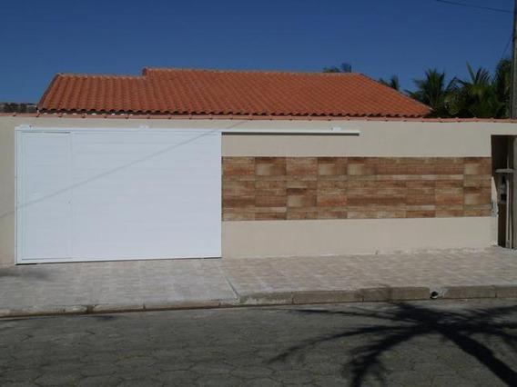 Casa Em Balneario Josedy, Peruíbe/sp De 100m² 4 Quartos À Venda Por R$ 430.000,00 - Ca535022