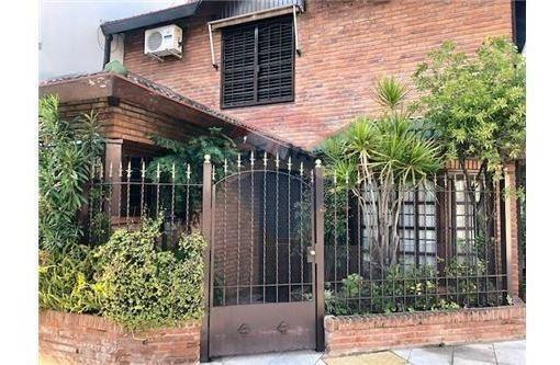 Nuñez,casa De 2 Plantas,3 Amb., Parrilla Y Cochera