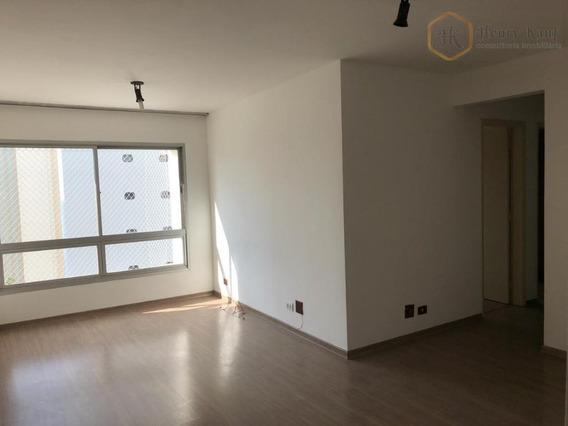 Ótimo Apartamento Em Andar Alto Com 3 Dormitórios, 1 Vaga (distante 650m Do Pq.aclimação), Aclimação, São Paulo. - Ap1301