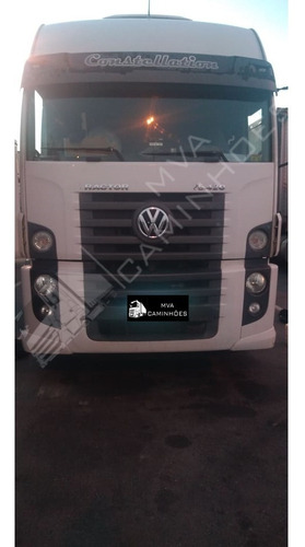 Caminhão Volkswagen  25.420 - 6x2 T