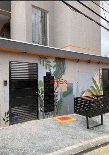 Imagem 1 de 15 de Apartamento Com 2 Dormitórios À Venda, 58 M² Por R$ 305.000,00 - Vila Ré - São Paulo/sp - Ap2357
