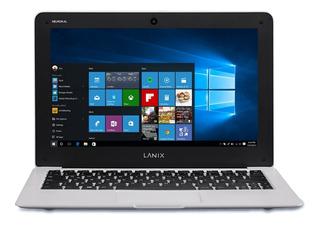 Laptop Lanix Neuron Al V8 Intel Atom X5-e8000 4 Ram 64 Dd