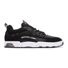 Tenis Dc Shoes Legacy 98 Slim Preto