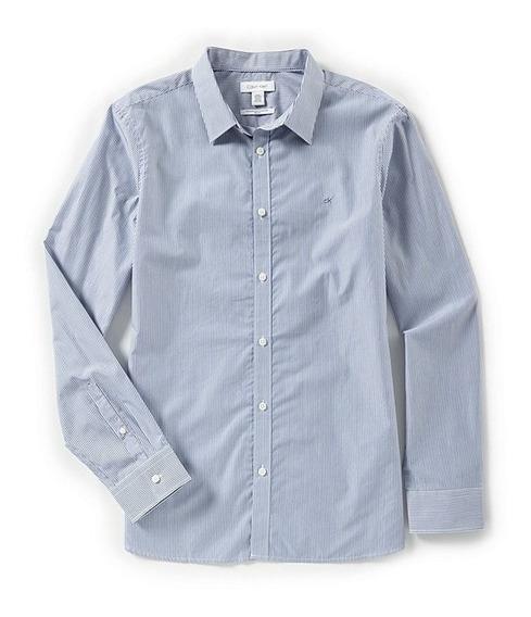 Calvin Klein Long Sleeve Shirt