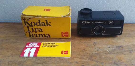 Camera Kodak Instamatic 11 Antiga