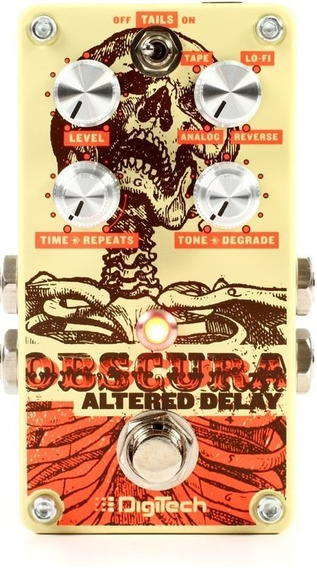 Pedal Digitech Obscura Altered Delay/reverb