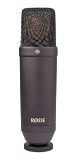 Micrófono Rode NT1 cardioide negro