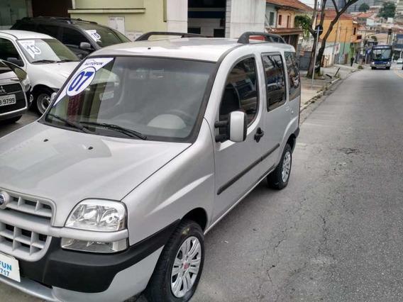Fiat Doblo Elx 1.8 2007 Completa