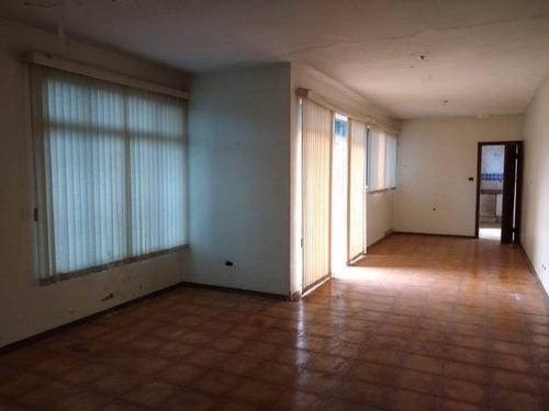 Imagem 1 de 10 de Casa Com 3 Dormitórios Para Alugar, 460 M²- Rudge Ramos - São Bernardo Do Campo/sp - Ca10908