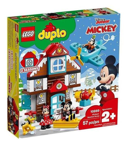 Lego Duplo Disney Casa De Vacaciones De Mickey 10889