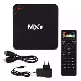 Tv Box Mx9 Android 7.1