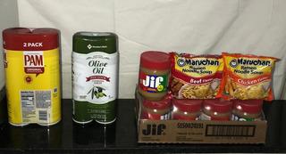 Aceite De Oliva, Vegetal En Spray Otros Productos Importados