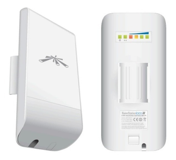Ubiquiti Nano Station Loco M2 2.4 Ghz Version Internacional