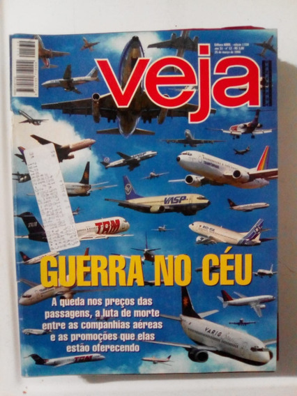 Revista Veja 1539 Sudário Lulu Fabio Susana Vieira Brown1998