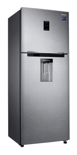 Heladera Inverter No Frost Samsung Rt38k5982sl Easy Clean Steel Con Freezer 394l 110v