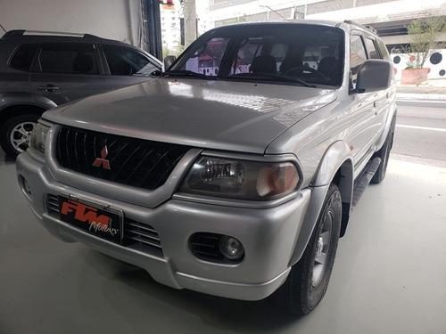 Mitsubishi Pajero Sport 3.0 V6 2002