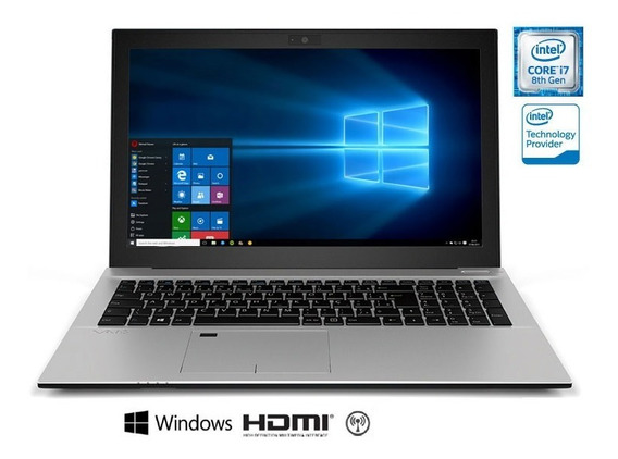 Notebook Vaio I5-8250u 8gb 256gb Ssd 15.6 Vjf157f11x-b0211s
