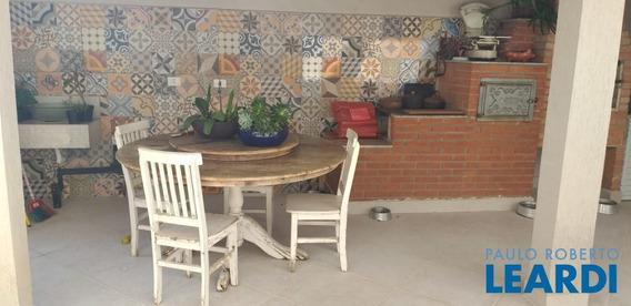 Casa Assobradada - Jardim Bonfiglioli - Sp - 580854