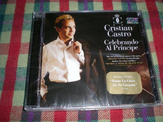 Cristian Castro / Celebrando Al Principe Cd Nuevo C21-20