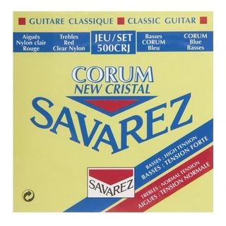 Encordado Guitarra Clasica Savarez 500 Crj Corum