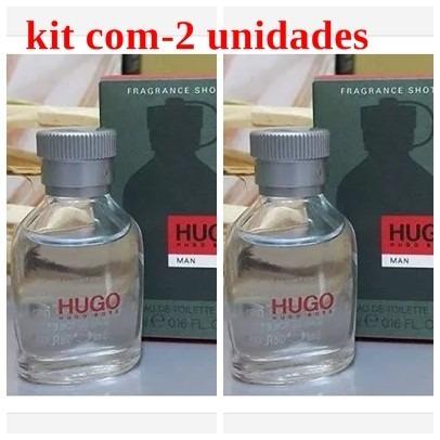 Perfume Hugo Boss Man Original Mini 5ml Kit - 2 Unidades