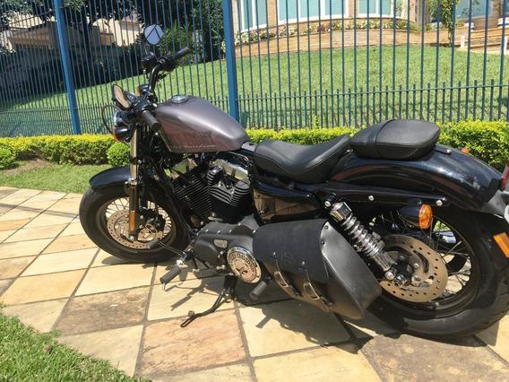 Harley Forty-eight Pouca Quilometragem Único Dono