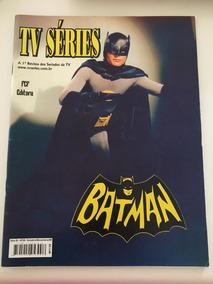 Revista Tv Séries Batman Ano 3 Nº 26 Out/nov 1999