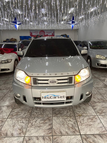 Ecosport 2012 2.0 Xlt Flex Aut. 5p