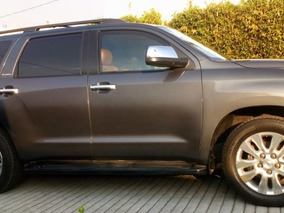 Toyota Sequoia I Force V.8.5.7 Platinum Blindada