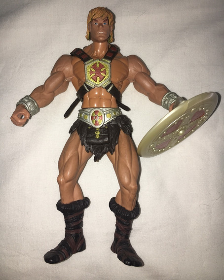 Motu Heman He Man 200x Masters Of The Universe 100v Lote
