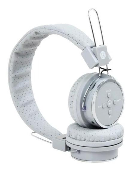 Fone Headphone Bluetooth Hifi Micro Sd Usb Sem Fio