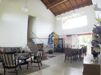 Casa Residencial À Venda, Village Ii Na Lagoa Da Conceição, Florianópolis. - Ca0226 - Ca0226