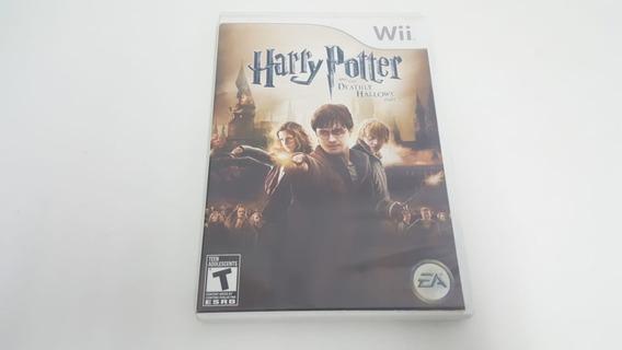 Harry Potter Relíquias Da Morte Parte 2 - Wii - Original