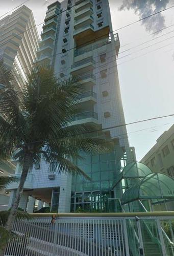 Imagem 1 de 17 de Apartamento Com 3 Dormitórios À Venda, 89 M² Por R$ 520.000,00 - Vila Caiçara - Praia Grande/sp - Ap2117