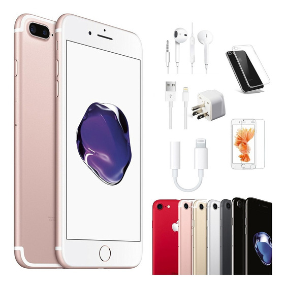 Celular iPhone 7 128gb Envio Gratis, Garantiza Reacondiciona