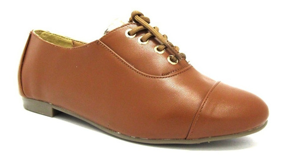 Zapatos De Piso Capa De Ozono Dama 402103