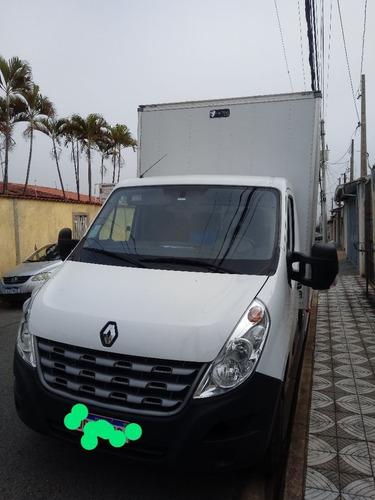 Caminhonete Renault Master