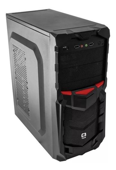 Computador Cpu Athlon Dual Core 4gb Hd 320gb + Wi Fi