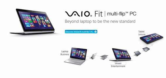 Sony Vaio Flip15 I7 16gb 256ssd Nvidia 2gb Fit Svf Svd Svt