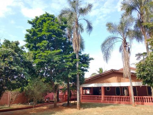 Imagem 1 de 30 de Chácara À Venda - Santa Rita - Piracicaba/sp - Ch0231