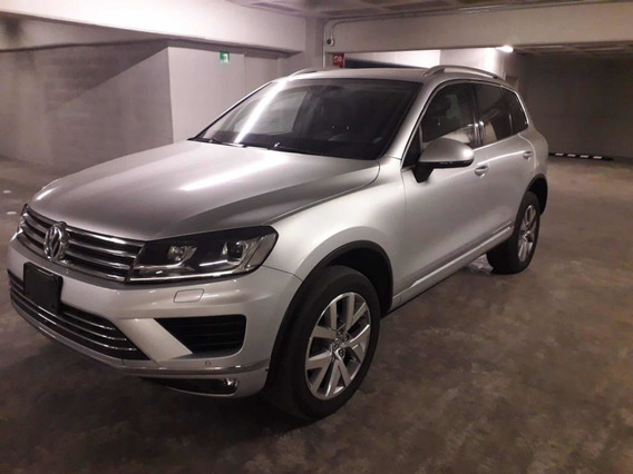 Volkswagen Touareg Tdi Blindada 4 Plus