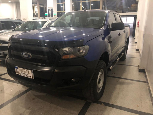 Ford Ranger 2.8 Cd 4x2 Xl Safety Tdci 125cv 2016 Impecable!!